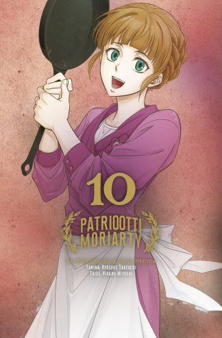 Patriootti Moriarty 10