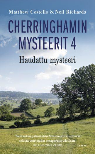 Haudattu mysteeri – Cherringhamin mysteerit 4